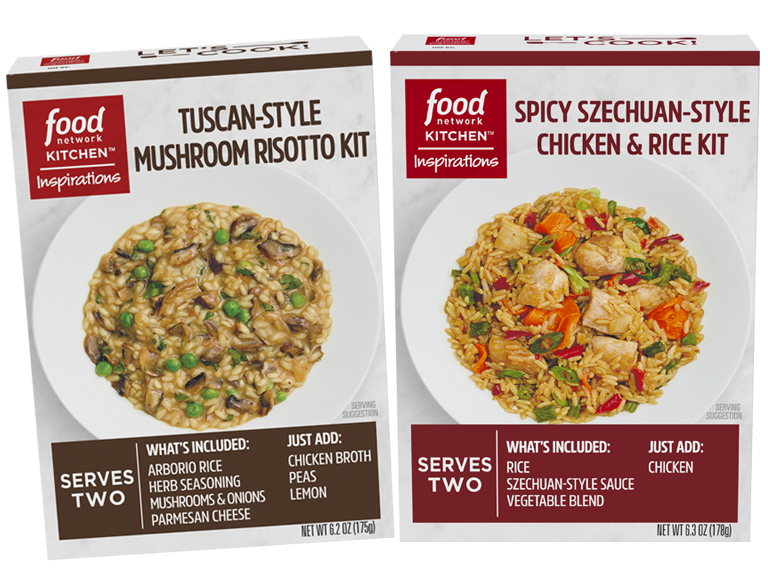 New Food Network meal kits