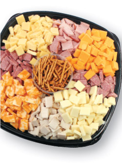 Meat and Cheese Nibbler