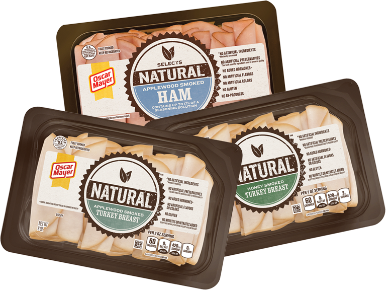 Oscar Mayer is back with NO artificial ingredients and NO artificial preservatives.