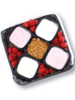 Build your own parfait platter