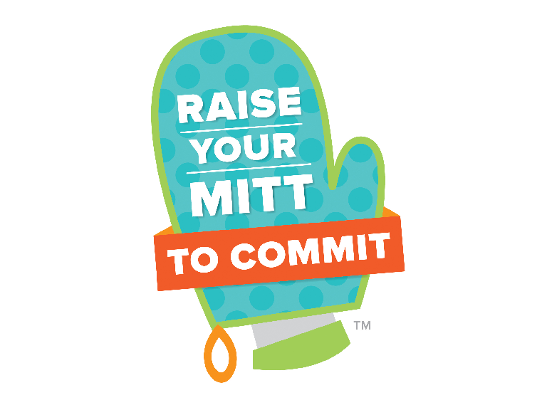 Raise Your Mitt Logo