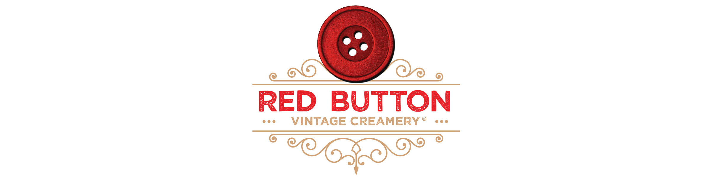 Red Button Vintage Creamery Pies