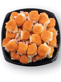 Slider Sandwich Tray