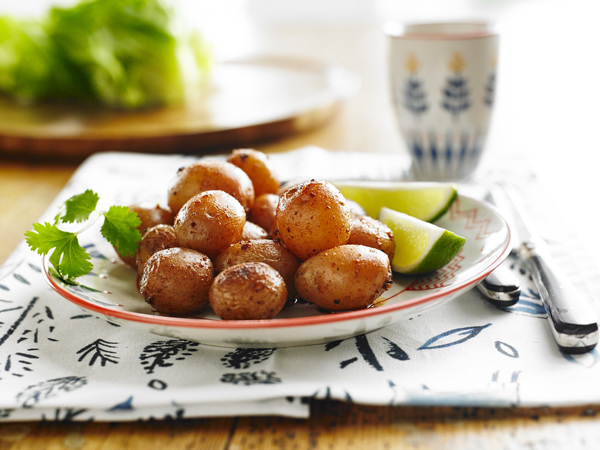 summer barbecue potatoes