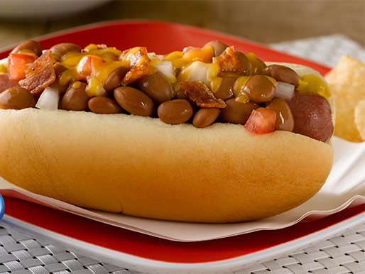 Bush's Cheddar Chili Dogs