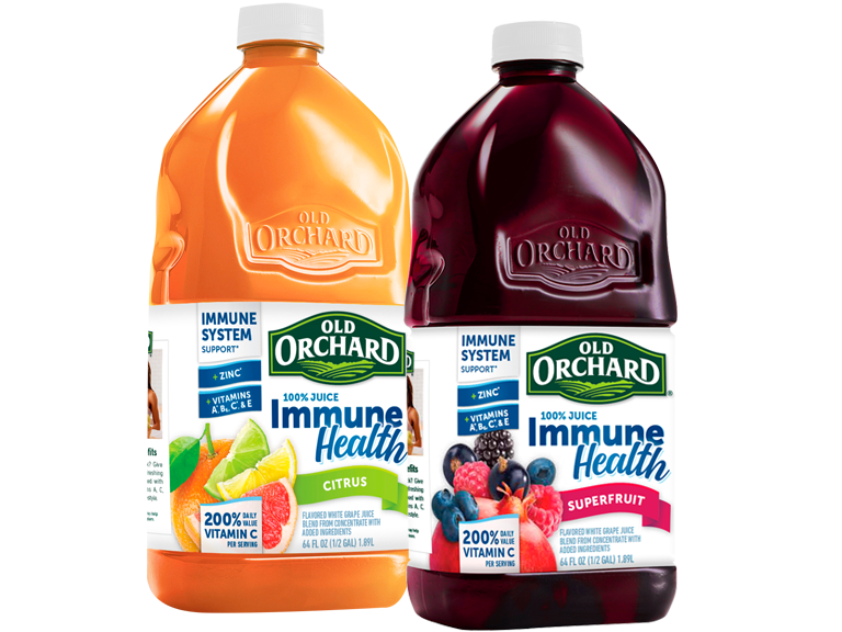 Old Orchards Immune Health juice